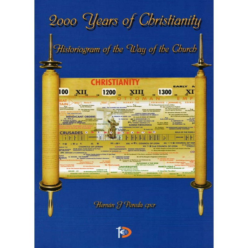 2,000 YEARS OF CHRISTIANITY - HISTORIOGRAM