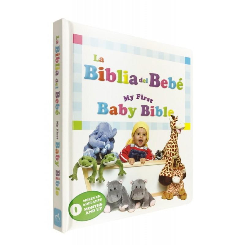 LA BIBLIA DEL BEBE- MY FIRST BABY BIBLE