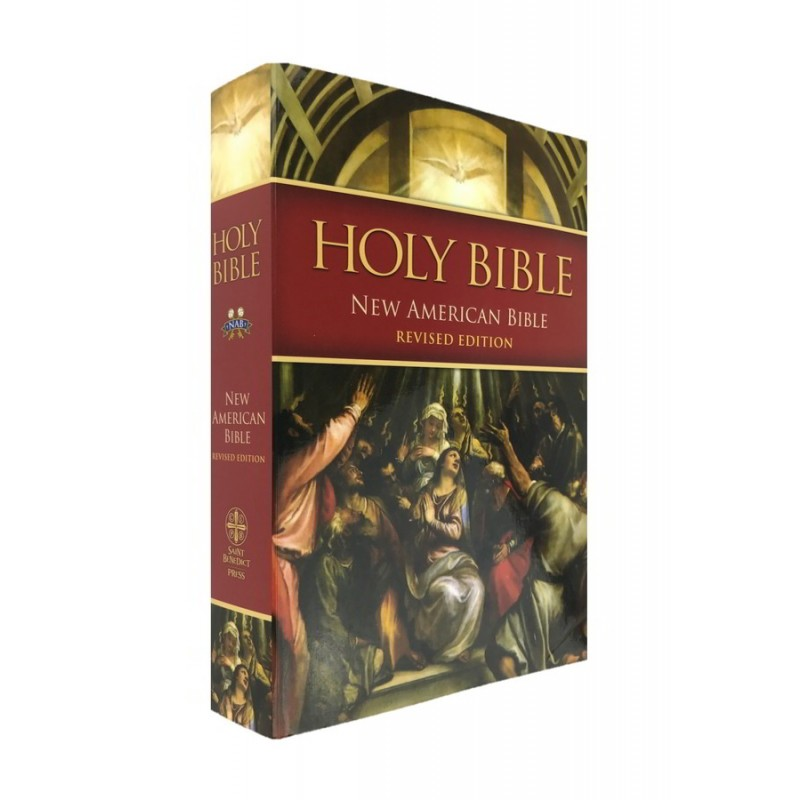 HOLY BIBLE. NEW AMERICAN BIBLE. REVISED EDITION