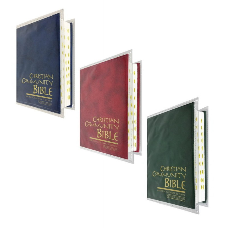 CHRISTIAN COMMUNITY BIBLE - WITH INDEX (BOLSILLO)