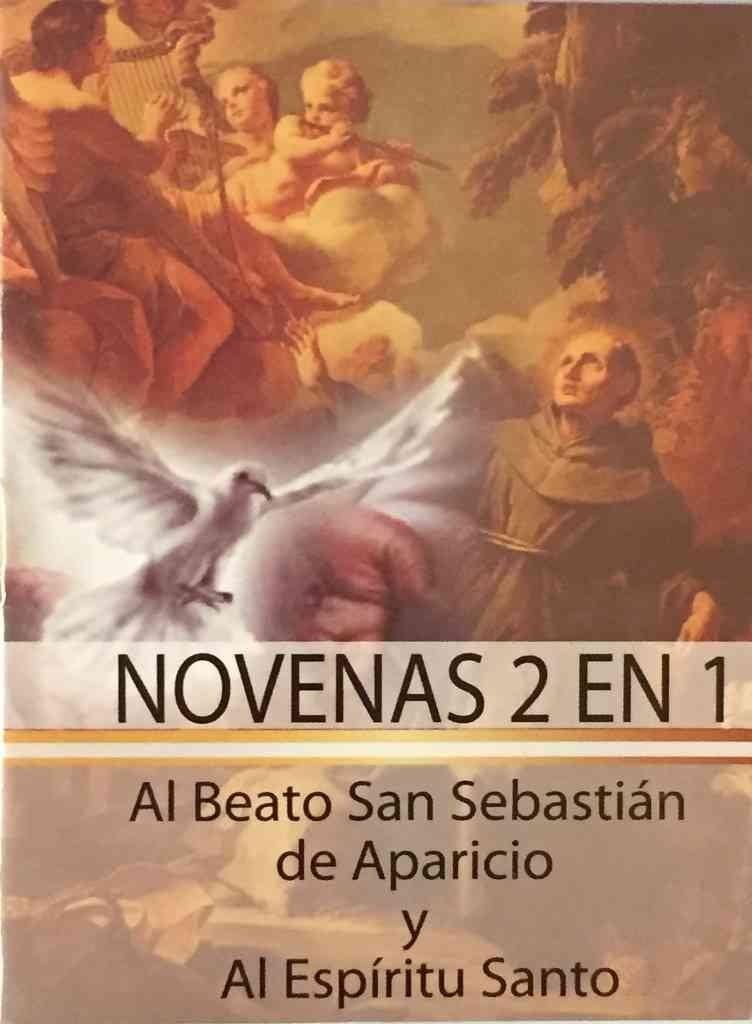 Novena a sebasti 193 n de aparicio y al esp 205 ritu santo