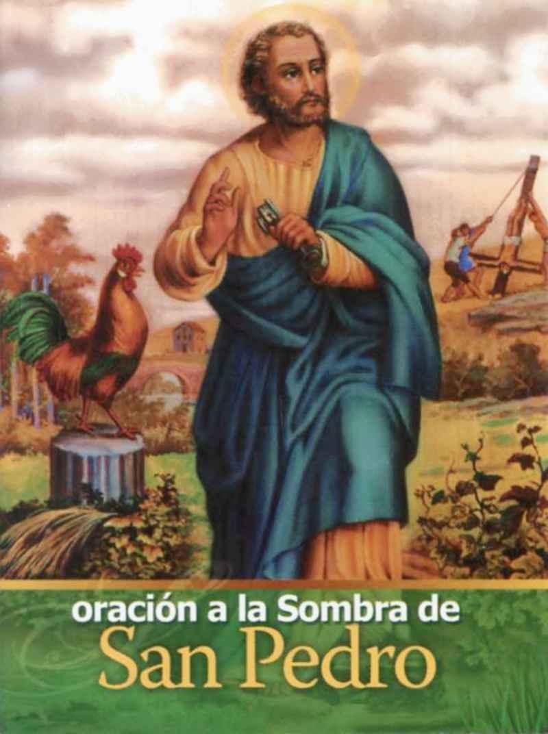 ORACIÓN A LA SOMBRA DE SAN PEDRO. MINI